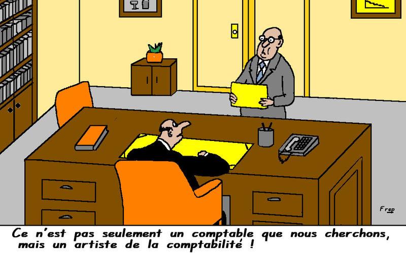 Recherche comptable
