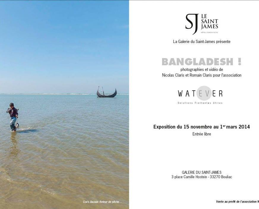 Invitation exposition Bangladesh !