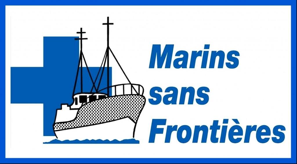 Logo Marins Sans Frontières